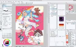 Studio clipart context