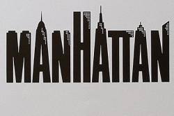 Manhattan clipart