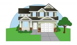 Mansion clipart large