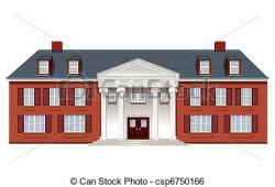 Mansion clipart manor house