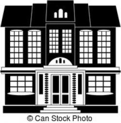 Mansion clipart