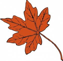 Maple Leaf clipart september