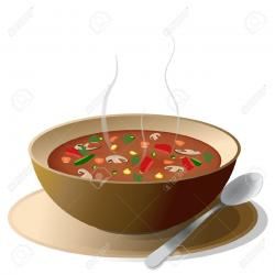 Stew clipart plate