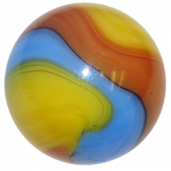 Marbles clipart one