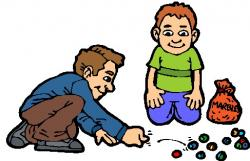 Marbles clipart play game