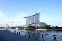 Marina Bay Sands clipart shwedagon pagoda