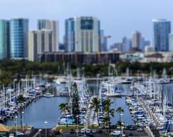 Marina clipart urban city
