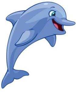 Creature clipart baby dolphin