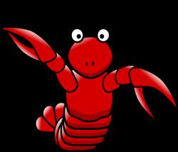 Crustacean clipart ocean animal