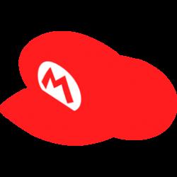 Mario clipart cap