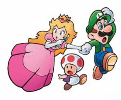 Mario clipart line art