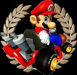 Mario clipart mario kart