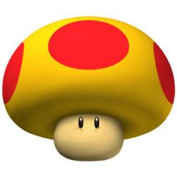 Mario clipart mario mushroom
