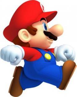 Mario clipart mini
