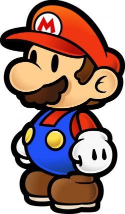 Mario clipart nintendo