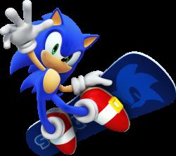 Sonic The Hedgehog clipart nintendo