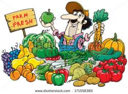 Vegetables clipart fair