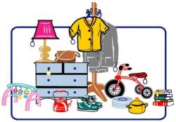 Products clipart thrift shop