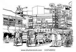 Market clipart