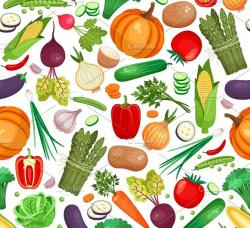 Market clipart organic food