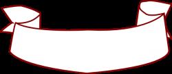 Maroon clipart banner