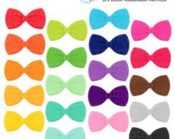 Small clipart bow tie