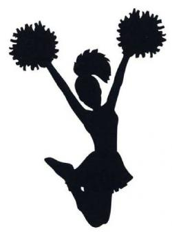 Stunt clipart drawing cheer