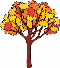 Haystack clipart fall tree