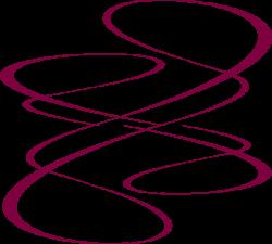Curve clipart line design