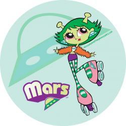 Mars clipart galaxy