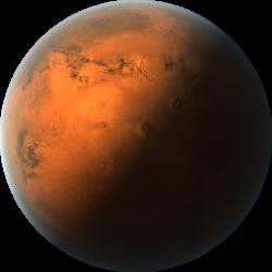 Mars clipart mars planet