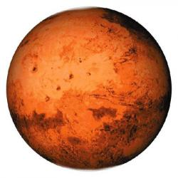 Mars clipart solar system