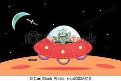 Mars clipart surface