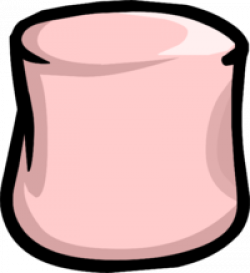 Marshmellow clipart one