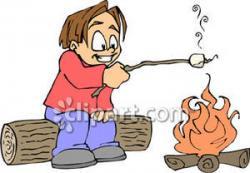 Marshmellow clipart roast marshmallow