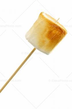 Marshmellow clipart toasted marshmallow