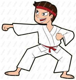 Martial Arts clipart animated