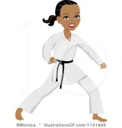 Martial Arts clipart combat