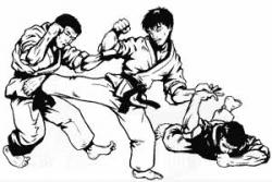 Martial Arts clipart korean