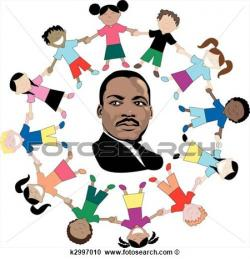 Martin Luther King clipart Martin Luther King Art