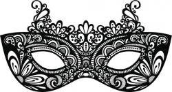 Masquerade clipart actor