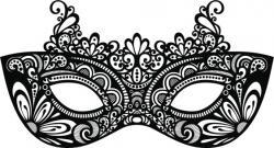 Masquerade clipart actor