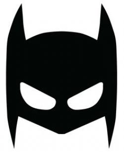 Mask clipart batgirl