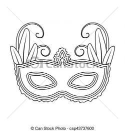 Brazil clipart face mask