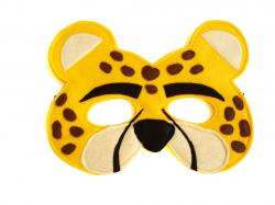 Mask clipart cheetah