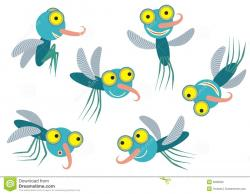 Masks clipart mosquito