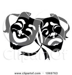 Theatre clipart mime