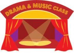 Mask clipart drama class