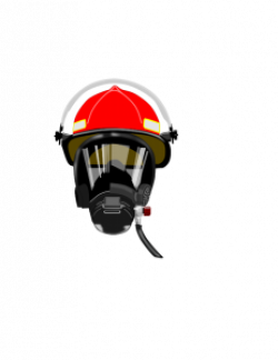 Masks clipart firefighter