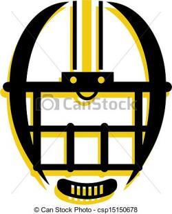 Helmet clipart nike football